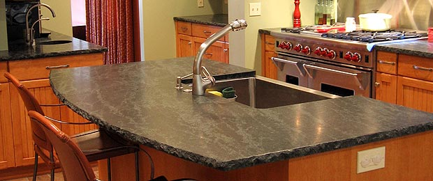 Countertop Edge Choices : Countertop Edge Choices